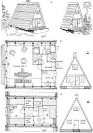 a frame house designs free a frame cabin plans blueprints construction documents sds
