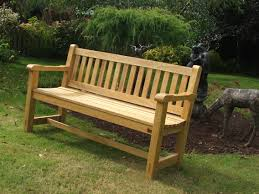 Design For Garden Table by 5ft Hardwood Garden Bench Handmade Bampton Devon Garden Benches