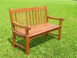2 seater hardwood garden bench outdoor patio furniture free delivery
