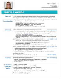 Hostess Skills What Should My Resume Look Like Resume For Your Job Application