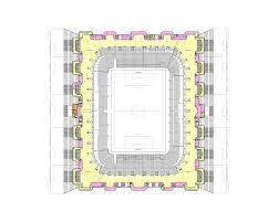 elegant light and open herzog u0026 de meuron u0027s new stadium at