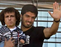 David Luiz Meme - david luiz s performance vs barca in funny pictures www