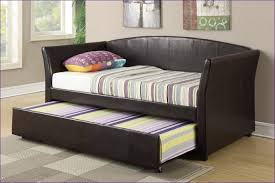 bedroom sofa with pull out trundle daybed with storage and