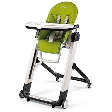 chaise pour bébé chaise haute siesta de peg perego au meilleur prix sur allobébé
