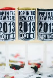 new years party poppers one charming party birthday party ideas diy new year s poppers