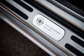 rolls royce badge rolls royce captures the spirit of porto cervo with two bespoke