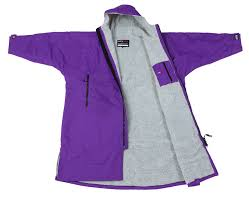 long ls for bedroom dryrobe advance ls long sleeve full cover changing purple and grey