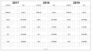 printable calendar year on one page 2019 calendar one page printable calendar template