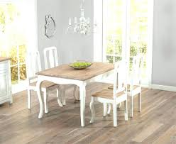 Shabby Chic Dining Table Sets Shabby Chic Dining Table Proportionfit Info