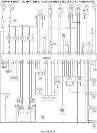 ford contour wiring diagram ford wiring diagrams instruction