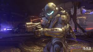 Warzone Maps 343 Industries Reveals New 24 Player Halo 5 Guardians Multiplayer