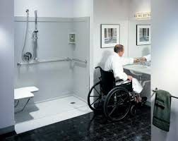 ada bathroom designs 17 best ideas about handicap bathroom on