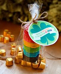 edible party favors st s day gift ideas edible st patricks day party favors