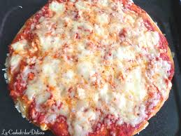 levure cuisine pizza à la levure chimique la casbah des délices