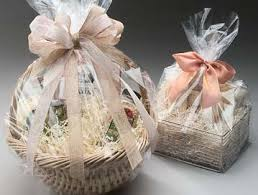 clear gift wrap gift basket bags boxes sleeves and more