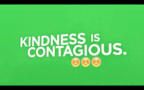 Contagious by Kindness Is Contagious Gvkic 2016 Youtube