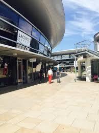 designer outlets wolfsburg start of the outlet centre picture of designer outlets wolfsburg