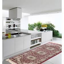 Kitchen Floor Runner by Dome Multi 2x6 Floor Runner