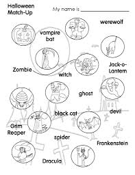 halloween coloring worksheets contegri com