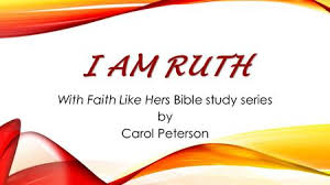 with faith like hers bible study series by carol peterson ppt