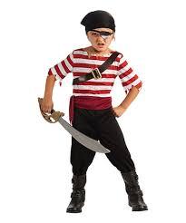 Toddler Boy Pirate Halloween Costumes Zulilyfind Red U0026 White Stripe Pirate Dress