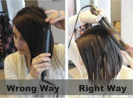 best curling iron for short fine hair curled hairstyles for long hair with curling iron image result