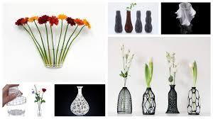 5 adorable 3d printed vase designs all3dp