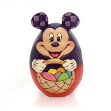 mickey mouse easter egg disney discovery jim shore mickey mouse character egg