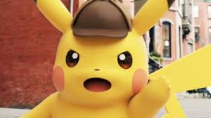 ryan reynolds is playing detective pikachu in the new pokemon