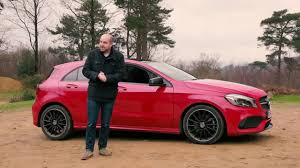 mercedes review 2016 a class facelift review shows mercedes is getting lazy with