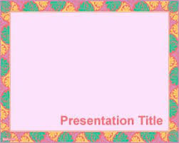 basic yellow pencil powerpoint es another template for education