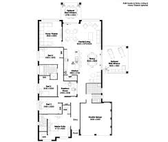 Metricon Floor Plans Single Storey by Symphony Mbtf From Metricon Homes