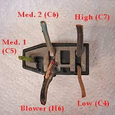 heater ac blower doesn u0027t work on all fan speeds 1993 dodge