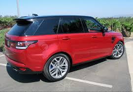 land rover sport 2018 gentleman u0027s express picks up the pace wheels ca