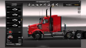 truck wreckers kenworth kenworth t800 truck enhanced sound euro truck simulator 2 mods
