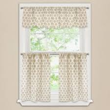 36 Inch Kitchen Curtains by Buy Curtains For Your Kitchen From Bed Bath U0026 Beyond