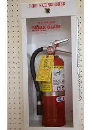 surface mount fire extinguisher cabinets services valley fire extinguishers