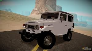 land cruiser fj40 land cruiser fj40 1978 for gta san andreas