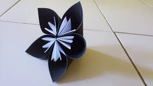 cara membuat bunga dari lipatan kertas cara membuat origami bunga kusudama origami bunga dan tanaman