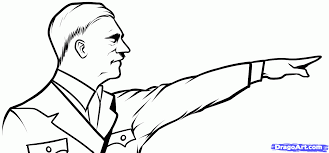 how to draw adolf step by step stars people