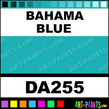 bahama blue americana acrylic paints da255 bahama blue paint