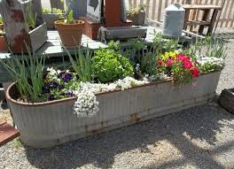 backyard planter designs ideas glamshelf small herb garden patio