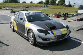 rx8 car mazda rx8 racecar u2013 pole position production