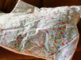 how to make a simple recycled quilt craftstylish