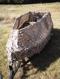 Duck Boat Blind Pictures Easy Up Duck Blinds Pictures And Information