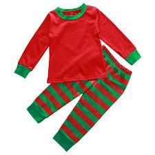 aliexpress com buy christmas pajama sets 2pcs toddler kids baby