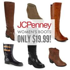 s boots sale jcpenney s boots sale as low as 19 99