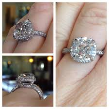 square cut halo engagement rings top 10 soft square halo engagement rings designers diamonds