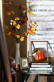 homes decorated for fall cheap charming old world style entrance
