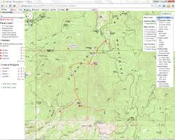 Cal Map Using Caltopo With Hps Maps